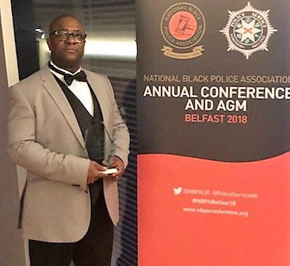 Popular Thurrock PCSO wins national award for diversity