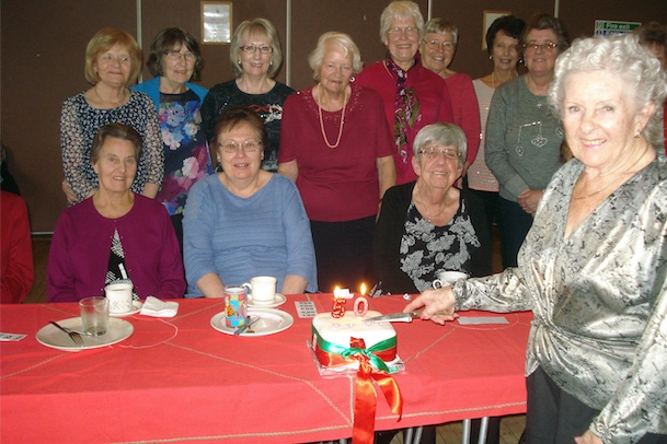 Fifty years of Stanford and Corringham Townswomens Guild