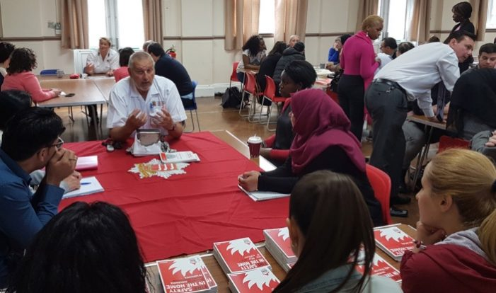 Thurrock Adult Community College host active citizen event