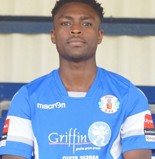 Football: Ade Cole returns to Grays Athletic