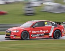 AmD with AutoAid/RCIB Insurance Racing go close to top ten at Silverstone