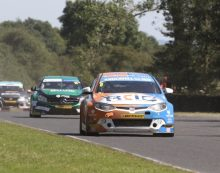 Triple top ten for AmD with AutoAid/RCIB Insurance Racing at Rockingham