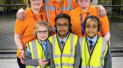 Schoolchildren invited to Amazon's fulfilment centre in Tilbury