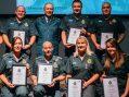 Day of celebration for ambulance service