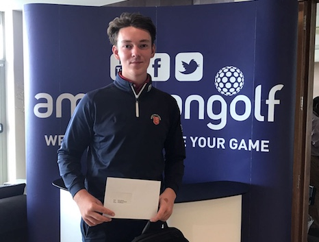 Grays golfer impresses in American Golf Junior Champs