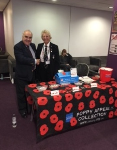 Former MP Andrew Mackinlay praises British Legion at 'Oh What A Lovely War""