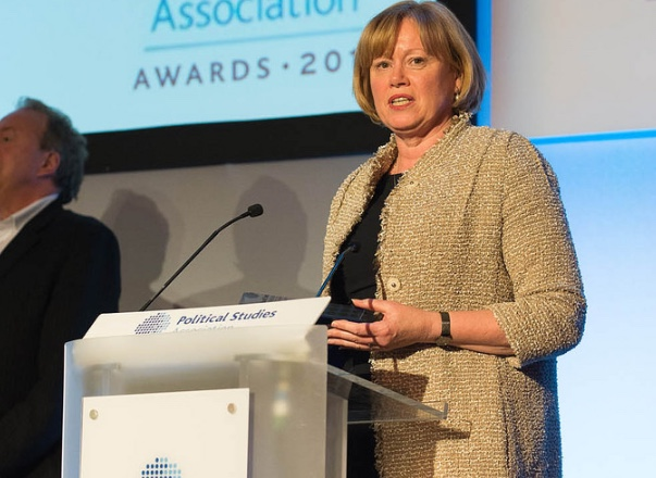 "Baroness Smith wins ""Parliamentarian of the Year"" award"