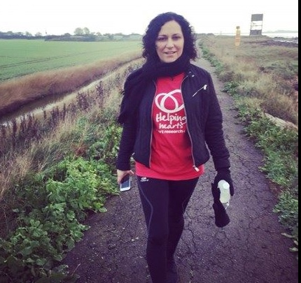 Help support Victoria as she walks for her brother