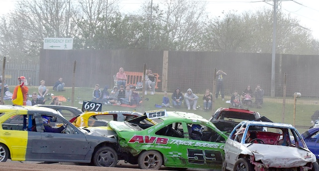 Arena Essex: Hall stands tall at the PRI Bangers