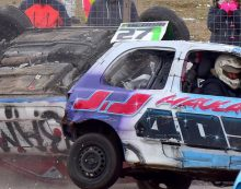 Arena Essex: Blizzard of bangers in first event of the season