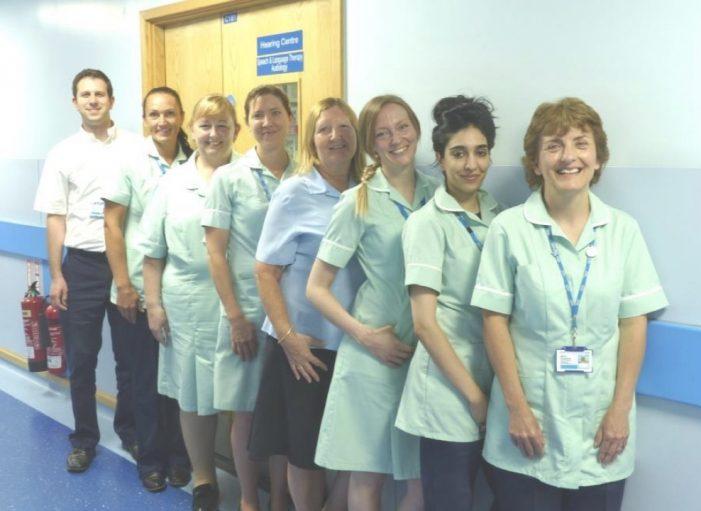 Tinnitus gets a sympathetic ear at Basildon Hospital