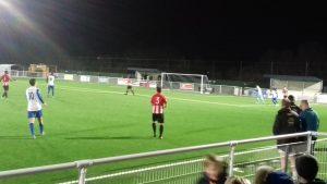 Aveley v AFC Hornchurch