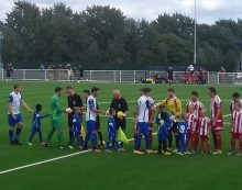 Football: Aveley claim first points of the season