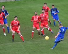 Football: Aveley held by Witham in ding dong battle