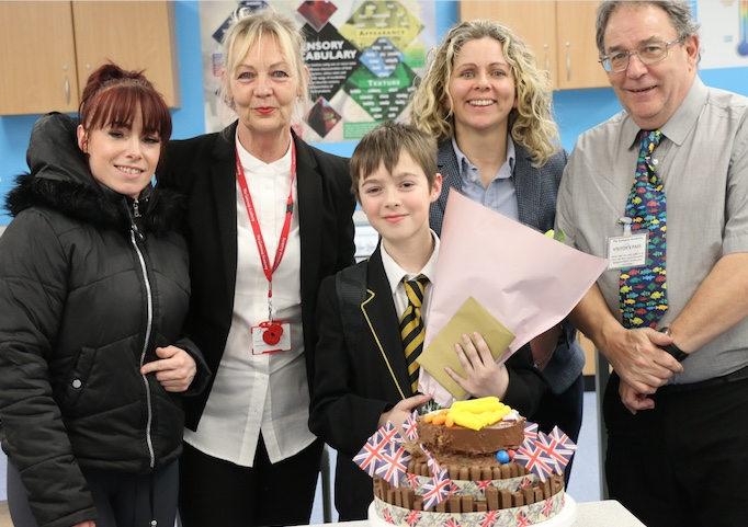 The Great Bake-Off at the Gateway Academy