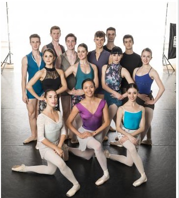 New English Ballet set for the Thameside Theatre