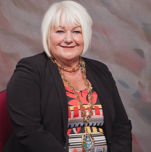Chadwell councillor Barbara Rice is elected Mayor of Thurrock