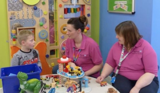Praise for children's services at Basildon Hospital