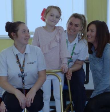 Basildon Hospital: New service for children having orthopaedic operations