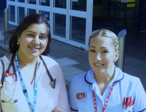 Heroic staff from Basildon Hospital save lives whilst on holiday