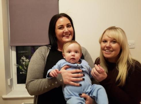 Lifelong friendship leads to donation to Basildon Hospital appeal