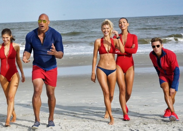 Surfs Up as Baywatch comes to Vue Thurrock