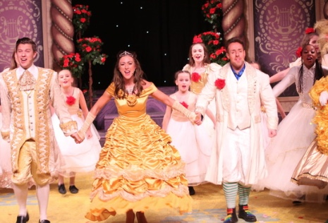 Extra shows added as Beauty and the Beast at the Thameside Theatre sells out!