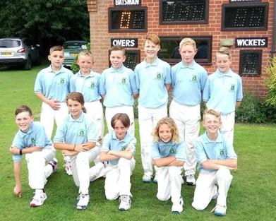 Cricket: Belhus Youth enjoy tour of Norfolk
