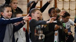 Benyon Primary School gets Chance to Dance and Sing