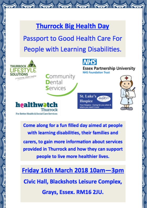 Thurrock's Big Health Day is coming