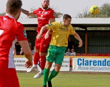 Football: Thurrock outgunned at home by Wingate