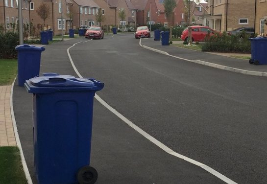 Why won't Thurrock Council come clean over reasons bins aren't being emptied?