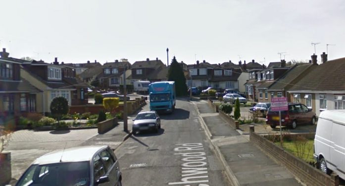 Corringham bungalow set on fire by building work