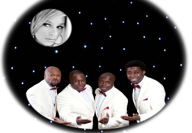 The Drifters at the Corringham Hall