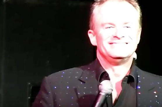 Bobby Davro is coming to The Corringham Hall