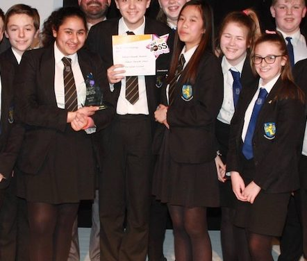 Thurrock schools are the winners at Next Top Boss Awards