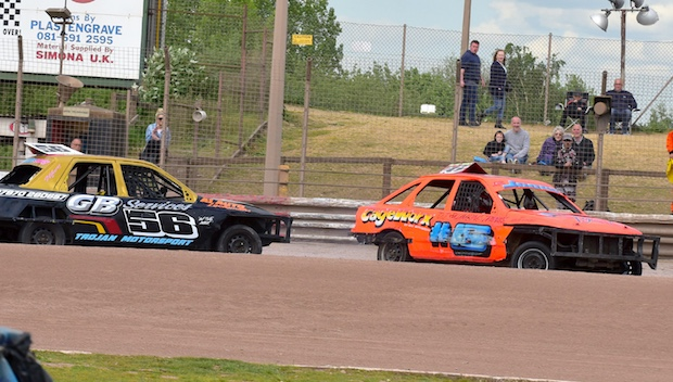 Arena Essex: Boult impresses in Stock Car class