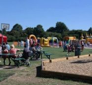 Bounce Day at Hardie Park