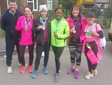 Athletics: Chafford Hundred Running Club success at Half Marathon