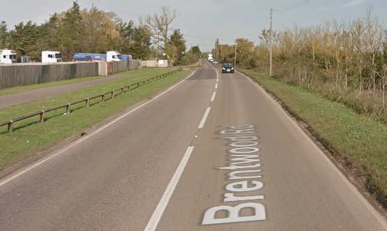 Appeal after man left with serious injuries following two car smash on Brentwood Road, Orsett