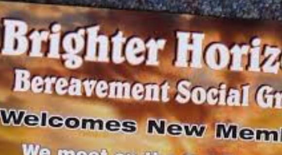Community Call: Brighter Horizons Bereavement Group
