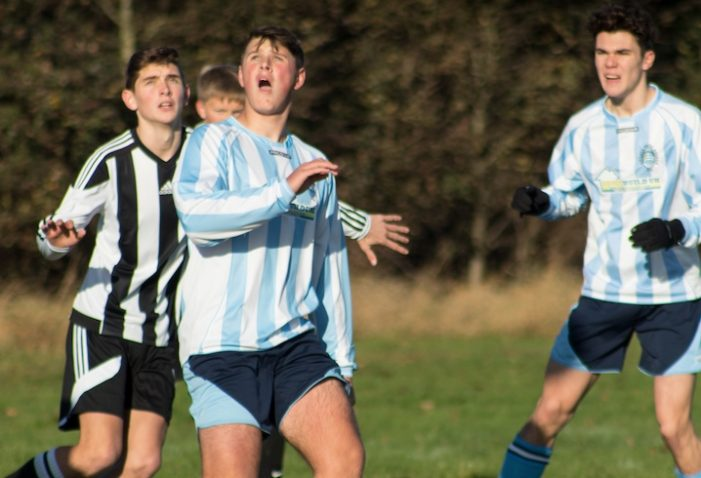 Football: Orsett Park Royals in seven goal thriller