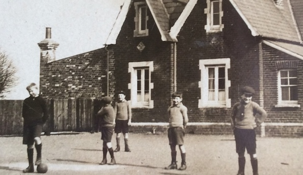 Exhibition looks back at WW1 school days