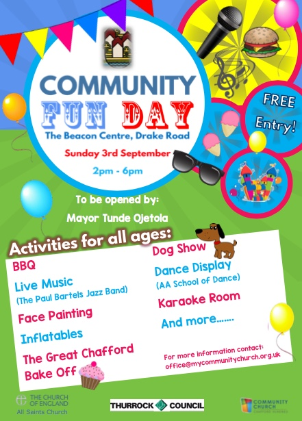 Chafford Hundred Community Day
