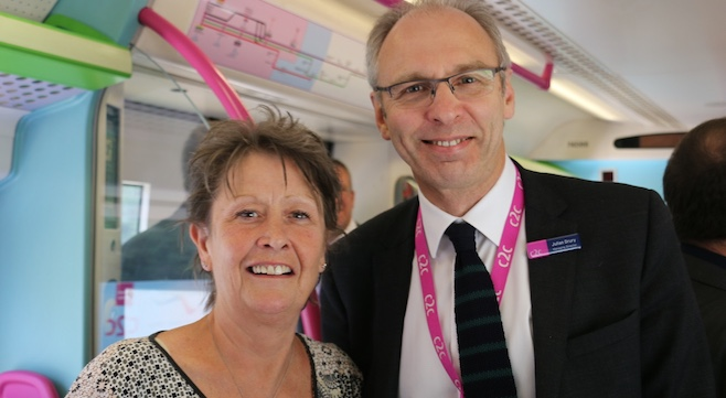 Businesses get all aboard the C2C express