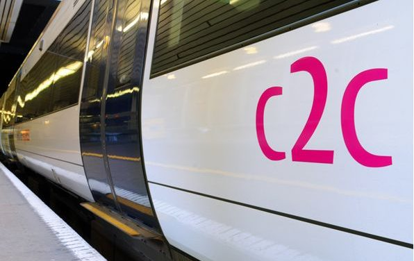 C2C back to top of the punctuality league
