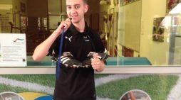 South Essex College Callum's inspirational sport story