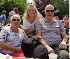 Praise for St Luke's Hospice in Carers Week