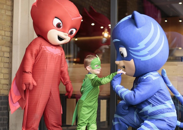 Join the PJ Masks at intu Lakeside