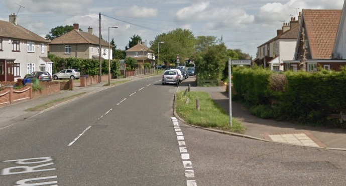 Planned road improvements in Corringham and Chadwell